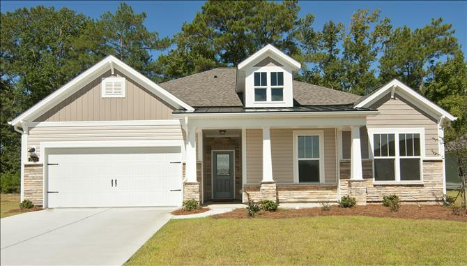 Single Family for Sale at Palmetto 2172 Stonecrest Dr. Nw Calabash, North Carolina 28467 United States