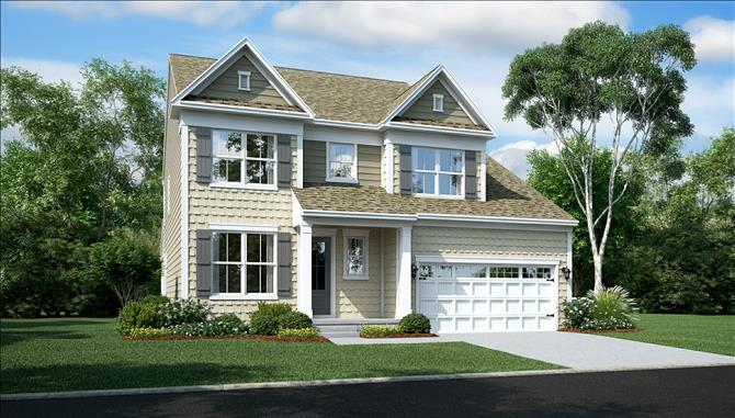 Single Family for Sale at Bishop's Landing - Newport 25513 Fox Point Lane Millville, Delaware 19967 United States
