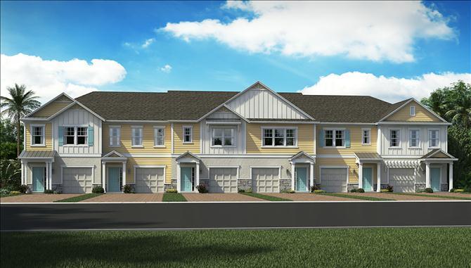 Multi Family for Sale at Aqua Solis - Aruba - Exterior 1060 Scotsdale Street Dunedin, Florida 34698 United States