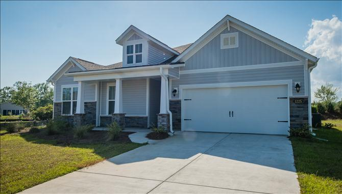 Single Family for Sale at Palmetto 1225 Shiloh Loop Little River, South Carolina 29566 United States