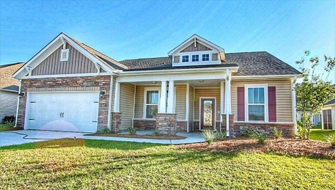 Single Family for Sale at Driftwood 687 East Chatman Dr Nw Calabash, North Carolina 28467 United States