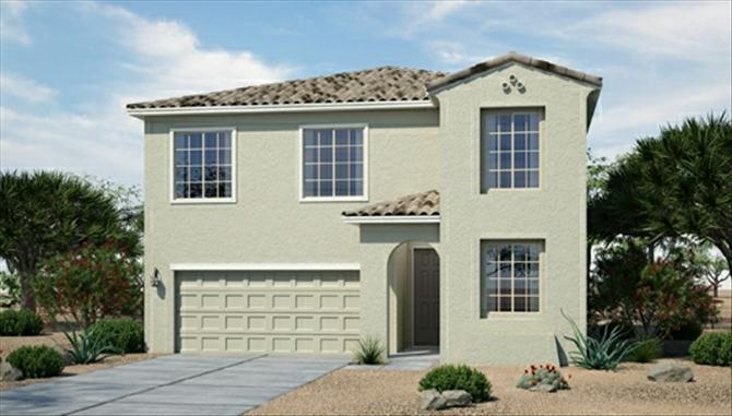 New Construction Homes In San Tan Valley Az