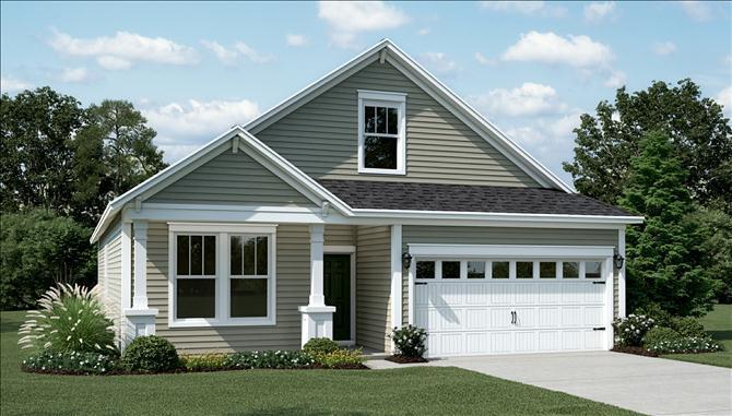 Single Family for Sale at Maybank Village - Franklin 3208 Hartwell Street Johns Island, South Carolina 29455 United States