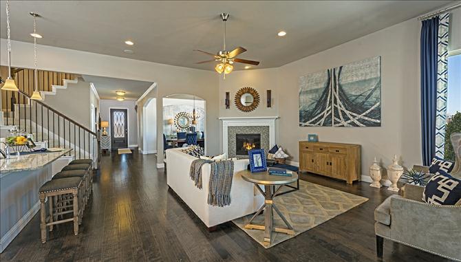 Single Family for Sale at Galveston 5309 Delta Blush Lane McKinney, Texas 75070 United States