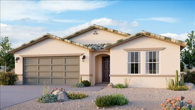 Single Family for Sale at Burson Ranch - Spring 5363 Juneau St. Pahrump, Nevada 89061 United States