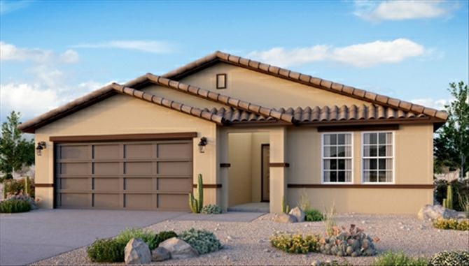Single Family for Sale at Burson Ranch - Summit 5363 Juneau St. Pahrump, Nevada 89061 United States