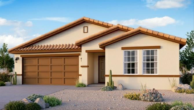 Single Family for Sale at Burson Ranch - Willow 5363 Juneau St. Pahrump, Nevada 89061 United States