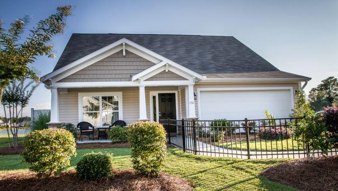 Single Family for Sale at Spring Mill Plantation - Lexington 2103 Saybrooke Lane Nw Calabash, North Carolina 28467 United States