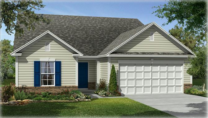 Single Family for Sale at Spring Mill Plantation - Savannah 2133 Stonecrest Drive Nw Calabash, North Carolina 28467 United States