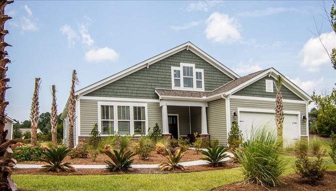 Single Family for Sale at Lafayette Park - Valleydale 448 Mattamushkeet Drive Little River, South Carolina 29566 United States