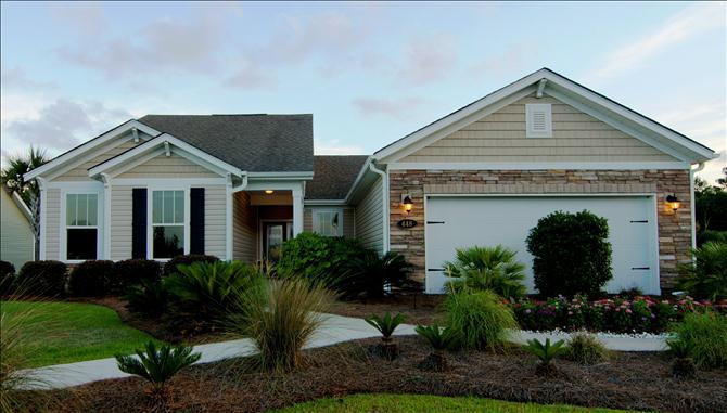 Single Family for Sale at Millbrook 789 Lafayette Park Drive Little River, South Carolina 29566 United States