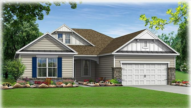 Single Family for Sale at Spring Mill Plantation - Kennesaw 2133 Stonecrest Drive Nw Calabash, North Carolina 28467 United States