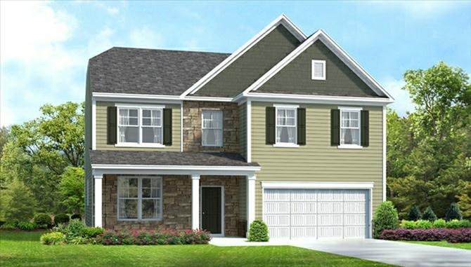 Real Estate at 618 Mt. Carmel Road, Knightdale in Wake County, NC 27545