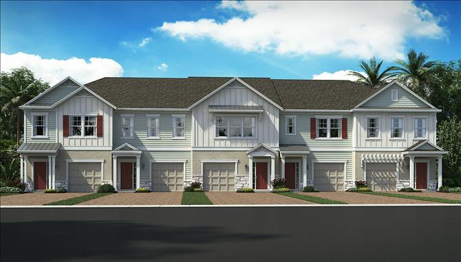 Multi Family for Sale at Aqua Solis - Antigua 1060 Scotsdale Street Dunedin, Florida 34698 United States