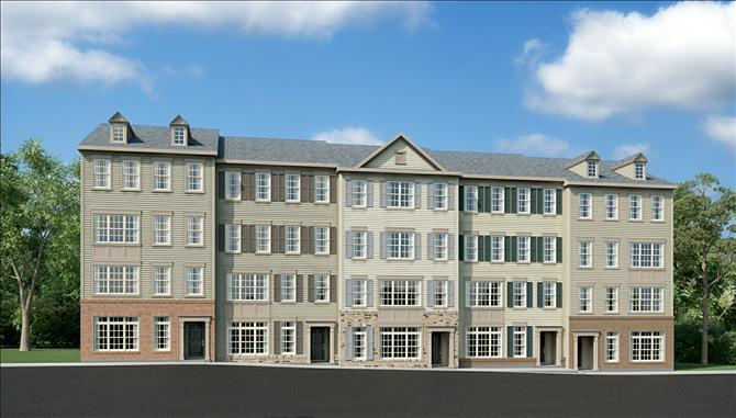 Real Estate at Hampton Square Condos, Woodbridge in Prince William County, VA 22193