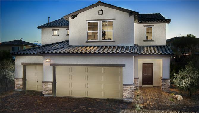5129 Granite Basin Street, Aliante, NV Homes & Land - Real Estate