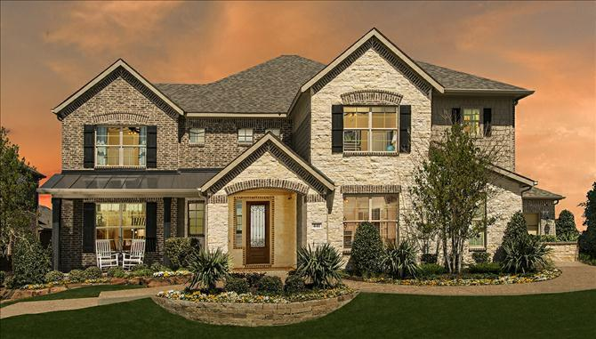 Single Family for Sale at Westfield 346 Redstone Drive Sunnyvale, Texas 75182 United States
