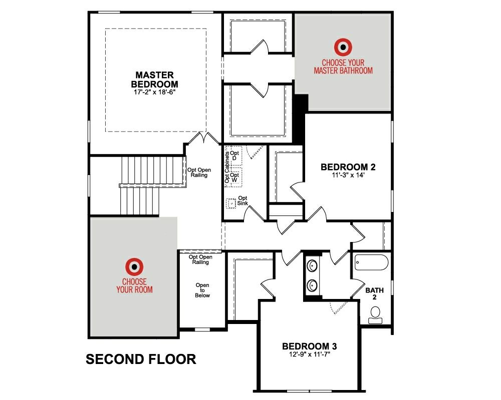 enclave at brandywine by beazer homes | thomas real estate team