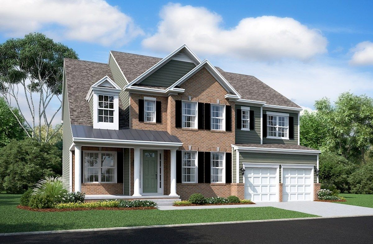 Single Family for Sale at Lexington 3311 Shopo Road Pikesville, Maryland 21208 United States