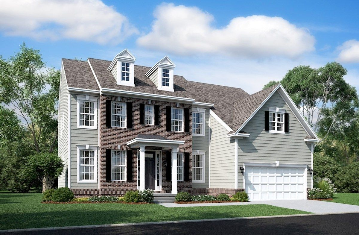 Unifamiliar por un Venta en Enclave At Westmount - Brookview 3314 Burton Dr. Ellicott City, Maryland 21042 United States