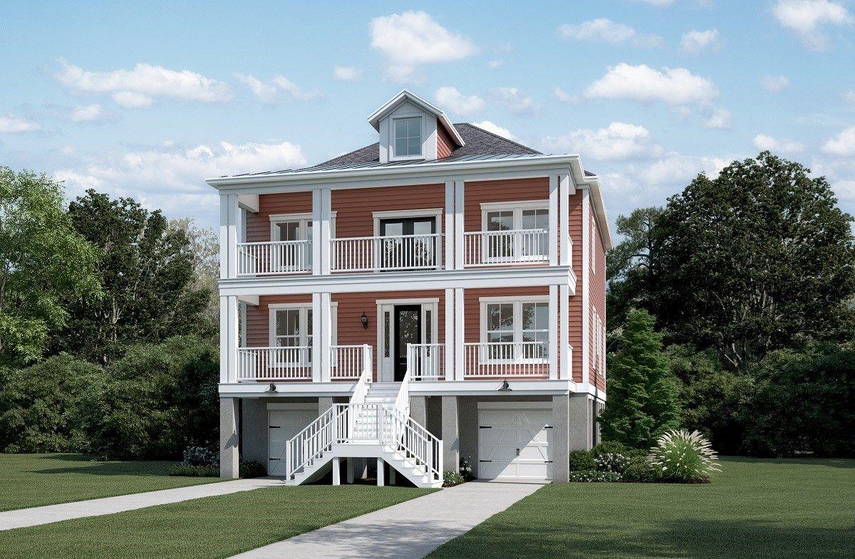 Real Estate at 308 Coki Amalie Court, Charleston in Berkeley County, SC 29492