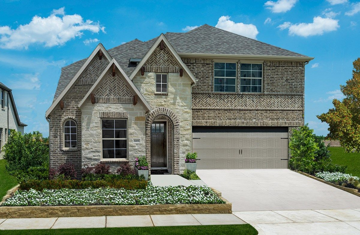 Single Family for Sale at Summerfield 6516 Dynamite Drive McKinney, Texas 75070 United States