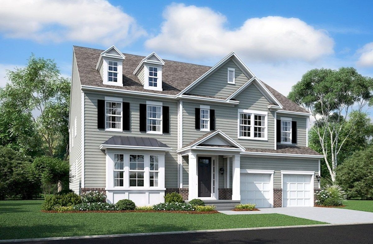 Unifamiliar por un Venta en Enclave At River Hill - Federalsburg 12615 Vincents Way Clarksville, Maryland 21029 United States