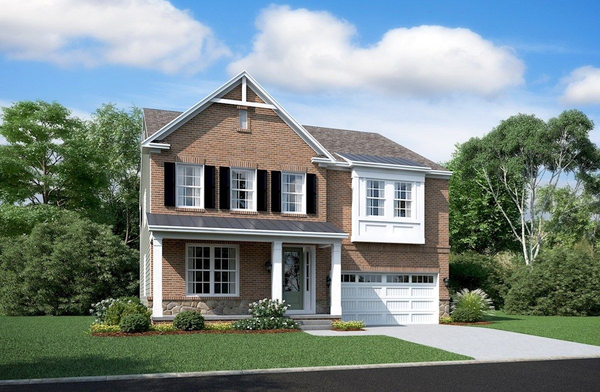 Unifamiliar por un Venta en Enclave At River Hill - Pembrooke 12615 Vincents Way Clarksville, Maryland 21029 United States