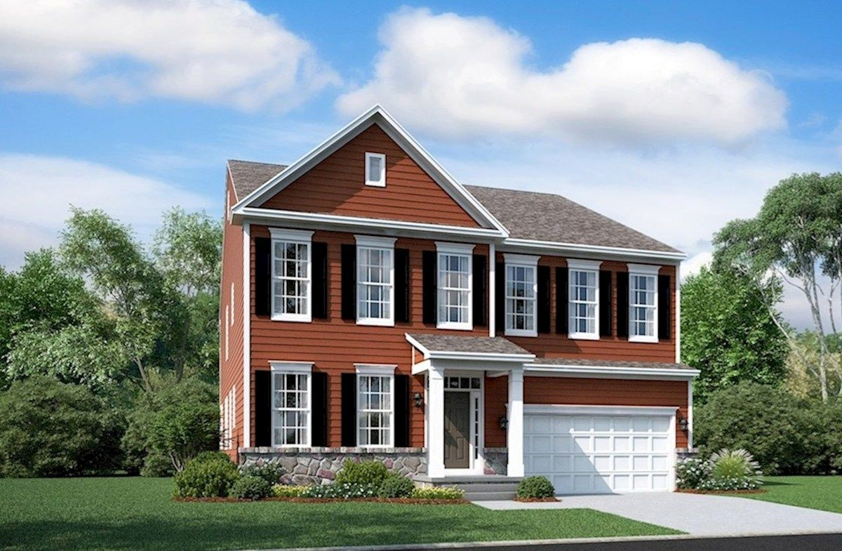 Unifamiliar por un Venta en Enclave At River Hill - Augusta 12615 Vincents Way Clarksville, Maryland 21029 United States