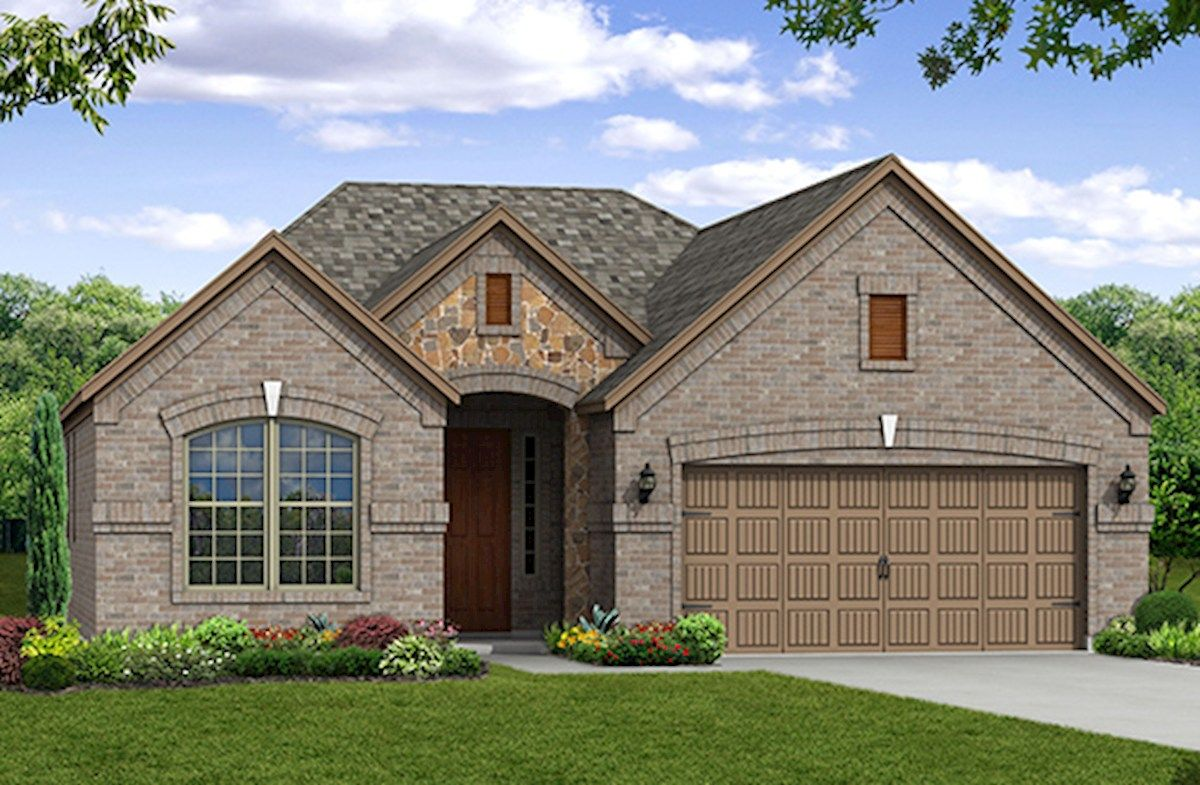 New Homes In Northlake Tx