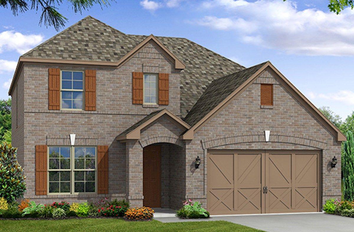 Beazer Homes University Place Brookhaven 1378302 Dallas