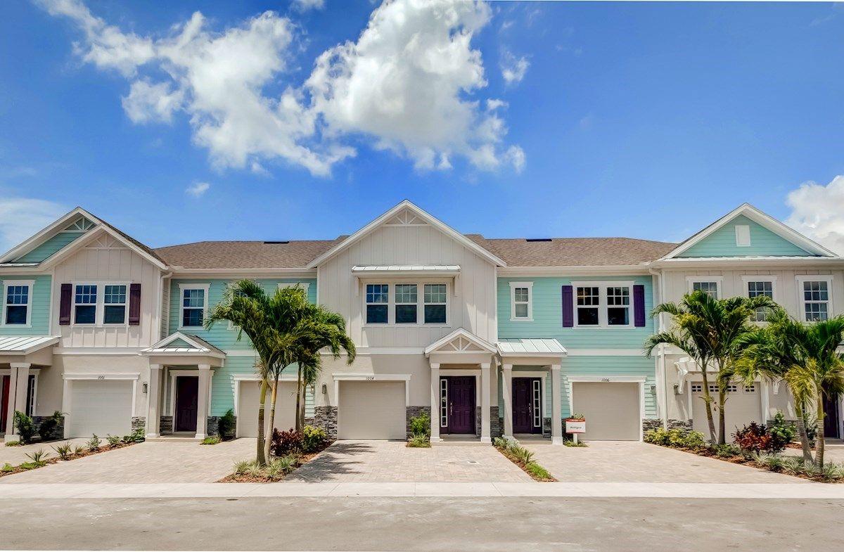Multi Family for Sale at Aruba - Exterior 1210 Sunset Lane Dunedin, Florida 34698 United States