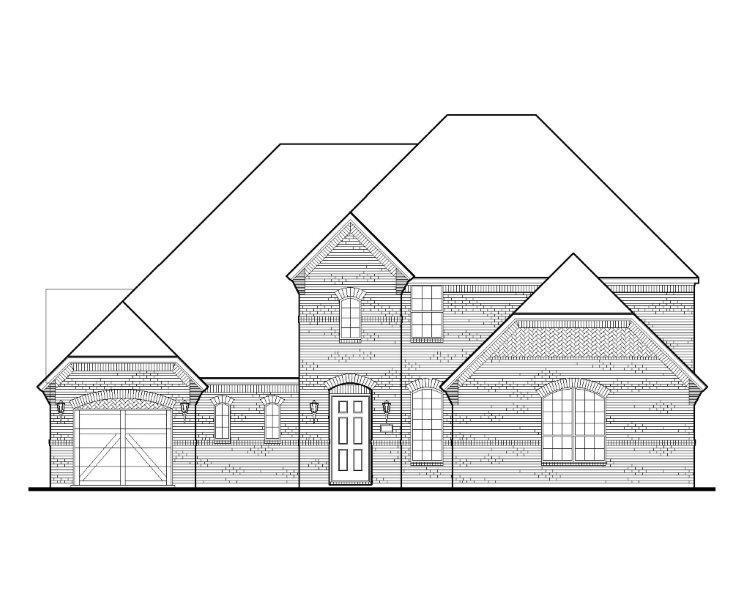 Single Family for Active at Emerald Heights - B817 6225 Habersham Way McKinney, Texas 75071 United States