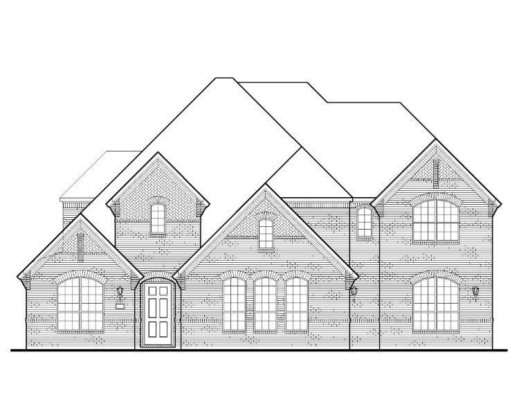 Single Family for Active at Emerald Heights - B820 6225 Habersham Way McKinney, Texas 75071 United States