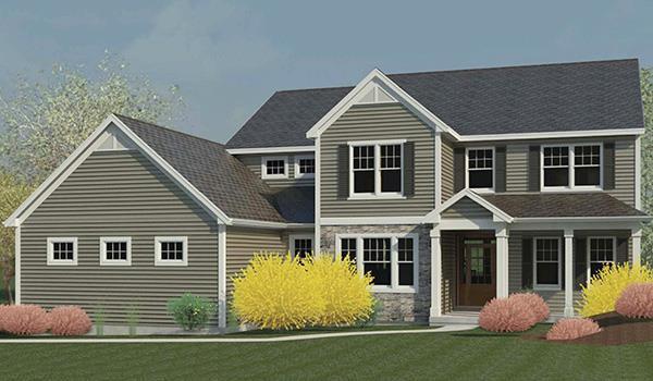 Single Family for Active at Bridlewood Ridge - Elkridge 1743 Route 9 Clifton Park, New York 12065 United States