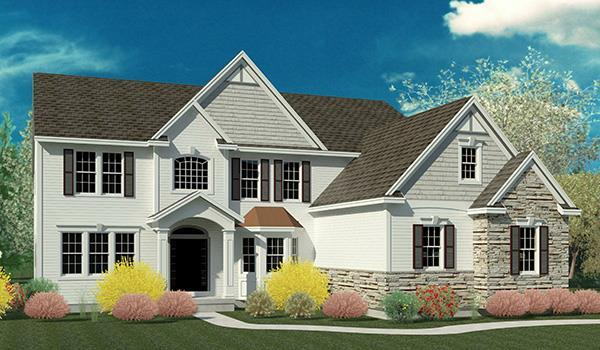 Single Family for Active at Bridlewood Ridge - Madison 1743 Route 9 Clifton Park, New York 12065 United States