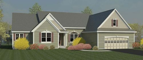 Single Family for Active at Bridlewood Ridge - Lancaster 1743 Route 9 Clifton Park, New York 12065 United States