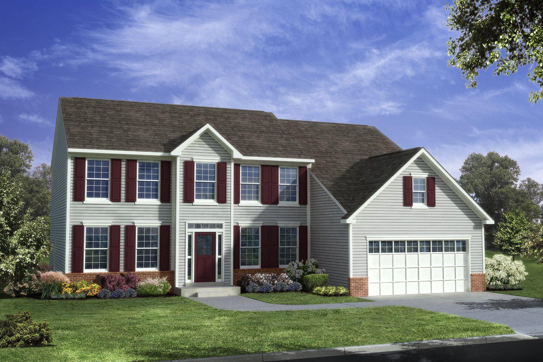 Single Family for Sale at Greene Hill Farm Estates - Single Family Homes Greenspring Brenford Rd & Eastridge Dr Smyrna, Delaware 19977 United States