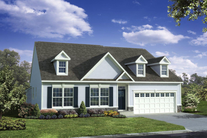 Single Family for Sale at Greene Hill Farm Estates - Single Family Homes Sassafras Brenford Rd & Eastridge Dr Smyrna, Delaware 19977 United States