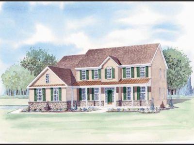 Single Family for Sale at Greene Hill Farm Estates - Single Family The Eden Brenford Rd & Eastridge Dr Smyrna, Delaware 19977 United States