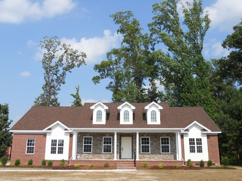Custom homes of virginia your dream home in chesapeake for Custom homes of virginia