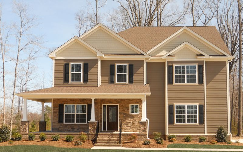 Custom homes of virginia your dream home in virginia for Custom homes of virginia