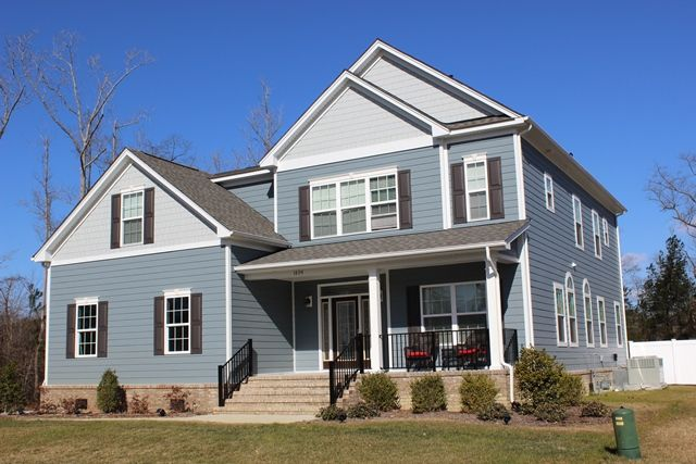 custom homes of virginia build on your lot norfolk ForCustom Homes Of Virginia