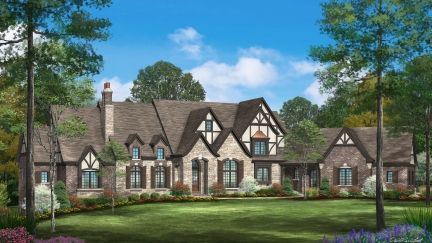 Single Family for Sale at Mosley Grove - Custom Mg1 536 N Mosley Rd Creve Coeur, Missouri 63141 United States