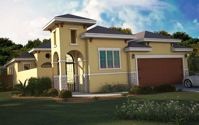 Single Family for Sale at Retama Village At Bentsen Palm - Cenizo 2204 Seagull Lane Mission, Texas 78572 United States