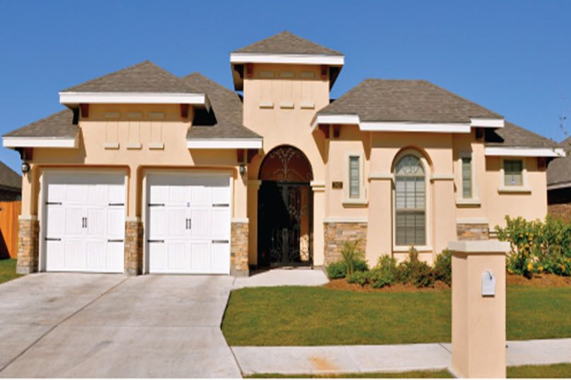New Homes In Mission, TX