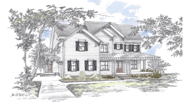 Single Family for Active at The Oxford A 6110 Old Stilesboro Rd Acworth, Georgia 30101 United States