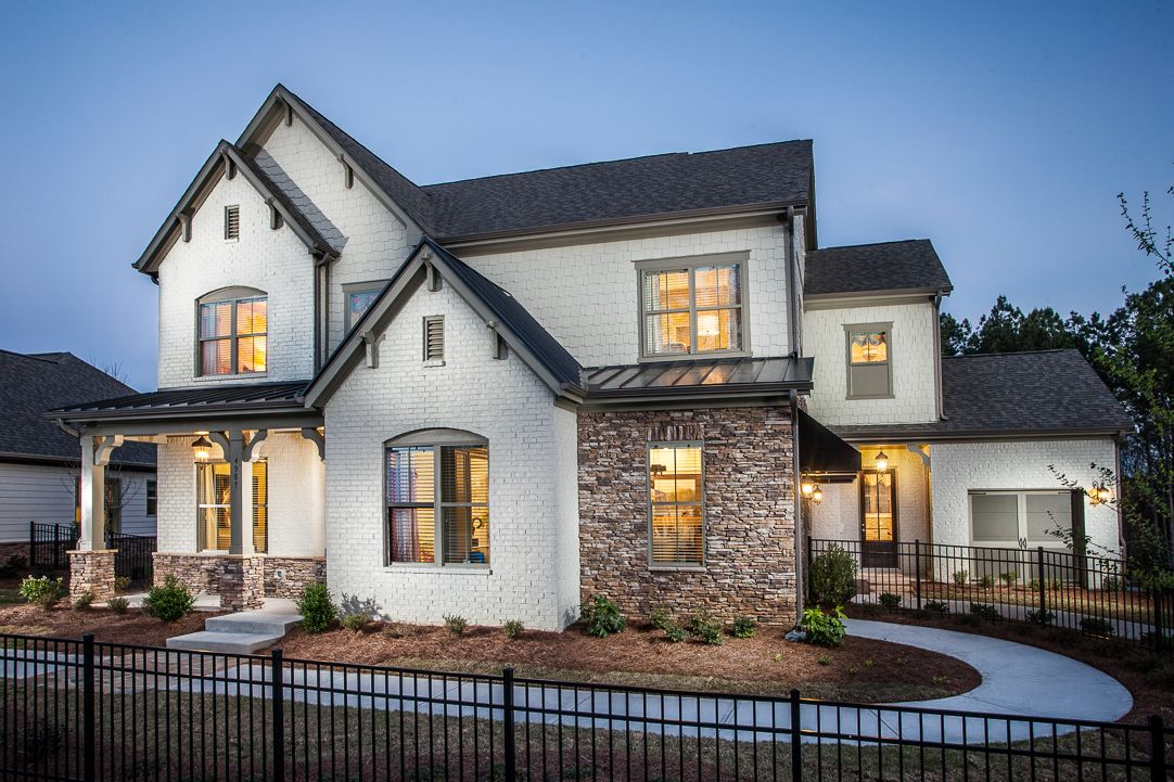 Single Family for Active at The Yorktowne 765 Marlay Lane Powder Springs, Georgia 30127 United States