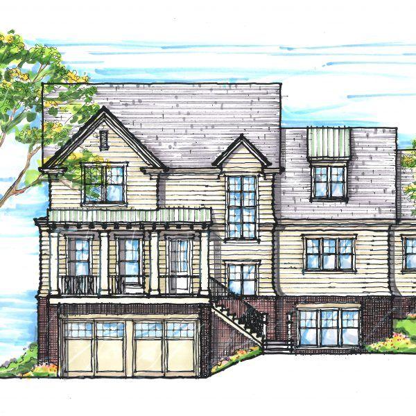 Single Family for Sale at Astoria - The Barronastoria 5971 Brundage Lane Norcross, Georgia 30071 United States