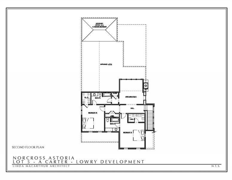 Additional photo for property listing at The Jackson 5941 Brundage Lane Norcross, Georgia 30071 United States